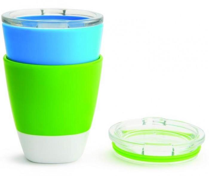 Munchkin Набор цветных стаканчиков 2 шт. Набор цветных стаканчиков 2 шт.