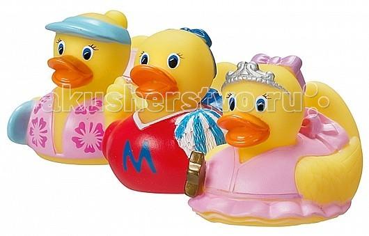 Игрушки для ванны Munchkin Игрушка для ванны Уточки munchkin игрушка для ванны школа рыбок