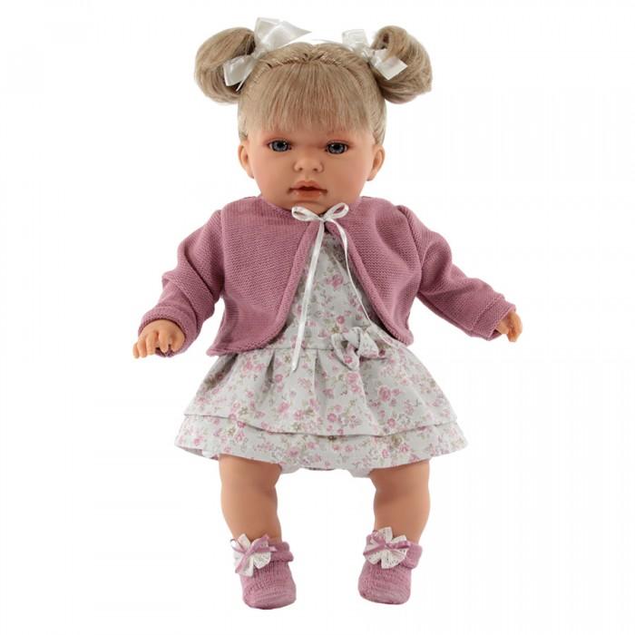Купить Куклы и одежда для кукол, Munecas Antonio Juan Кукла Альма озвученная 37 см