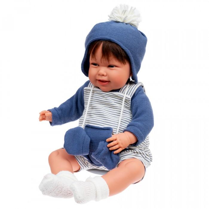 Купить Куклы и одежда для кукол, Munecas Antonio Juan Кукла Кристиан озвученная 52 см