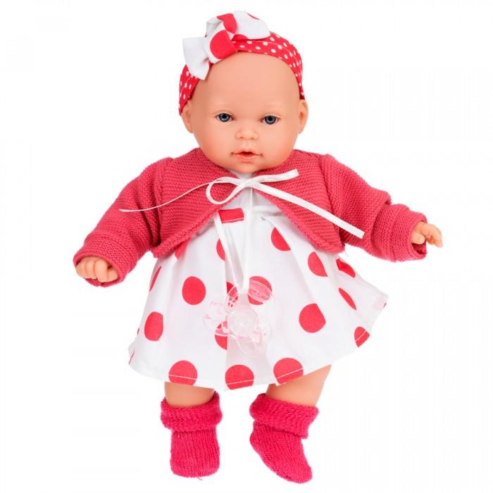 Купить Куклы и одежда для кукол, Munecas Antonio Juan Кукла Памела озвученная 27 см