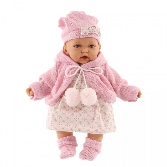 Купить Куклы и одежда для кукол, Munecas Antonio Juan Кукла Азалия озвученная 27 см