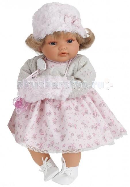 Munecas Antonio Juan  Кукла Белла плачущая 42 см