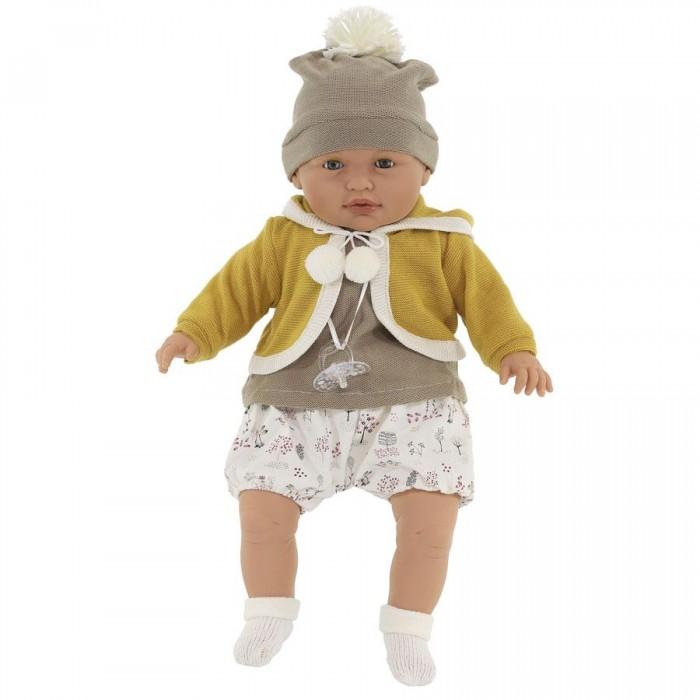 Куклы и одежда для кукол Munecas Antonio Juan Кукла Бенита озвученная 55 см недорого