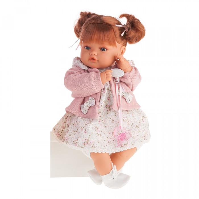 Куклы и одежда для кукол Munecas Antonio Juan Кукла Каталина плачущая 42 см куклы moose кукла