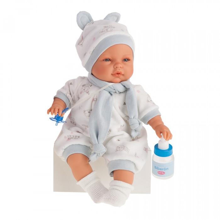 Куклы и одежда для кукол Munecas Antonio Juan Кукла София с аксессуарами 37 см куклы moose кукла