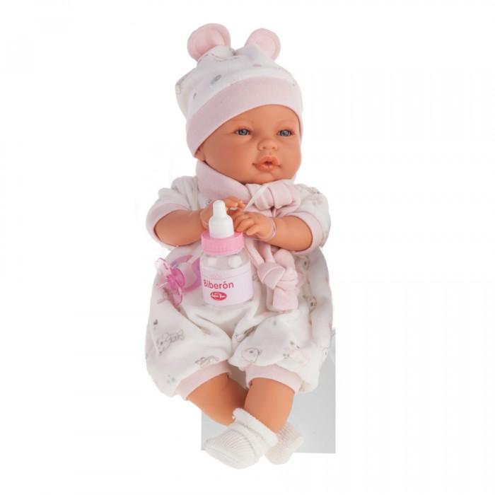 Куклы и одежда для кукол Munecas Antonio Juan Кукла София с аксессуарами 37 см куклы и одежда для кукол precious кукла близко к сердцу 30 см