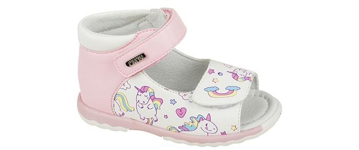 Босоножки и сандалии Mursu Босоножки для девочки 215516 босоножки sandm босоножки