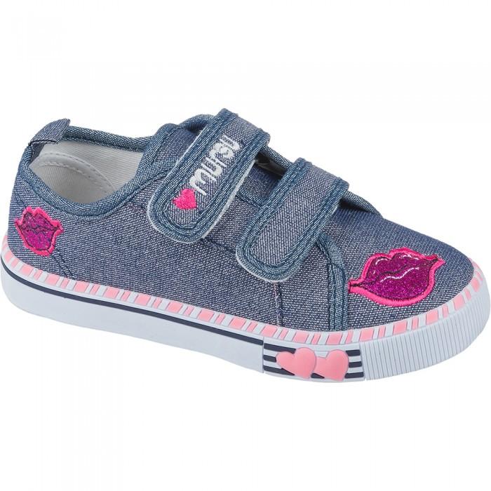 Купить Кеды и слипоны, Mursu Кеды для девочки 208503