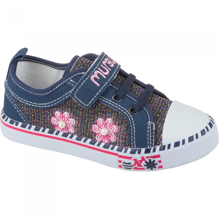 Купить Кеды и слипоны, Mursu Кеды для девочки 208505