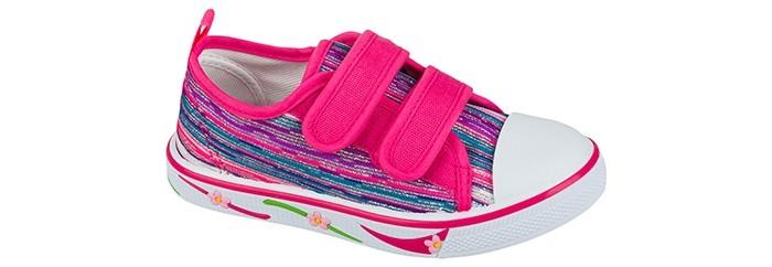 Купить Кеды и слипоны, Mursu Кеды для девочки 21536