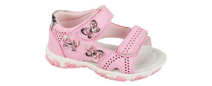 Босоножки и сандалии Mursu Босоножки для девочки 215416 босоножки emporio armani босоножки