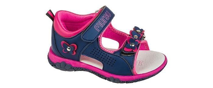 Босоножки и сандалии Mursu Босоножки для девочки 215420 босоножки emporio armani босоножки