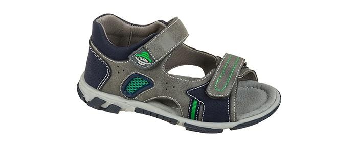 Босоножки и сандалии Mursu Сандалии для мальчика 215115 сандалии для мальчика tapiboo ирис цвет синий ft 26022 19 ol08o 01 размер 31