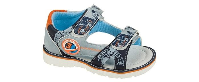 Босоножки и сандалии Mursu Сандалии для мальчика 215437 сандалии детские тотто тотто сандалии открытые синие