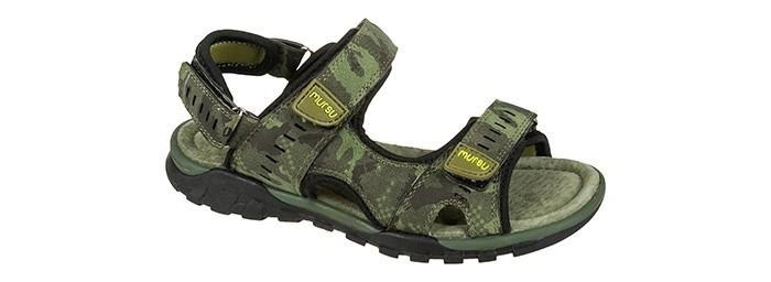 Босоножки и сандалии Mursu Сандалии для мальчика 215695 босоножки и сандалии elegami туфли открытые для мальчика 806151901