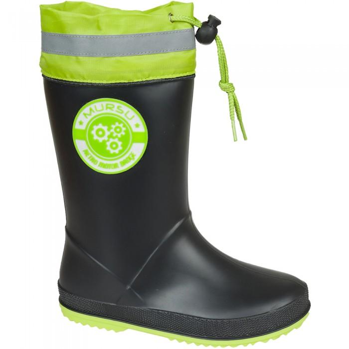 Резиновая обувь Mursu Сапоги резиновые для мальчика 205760