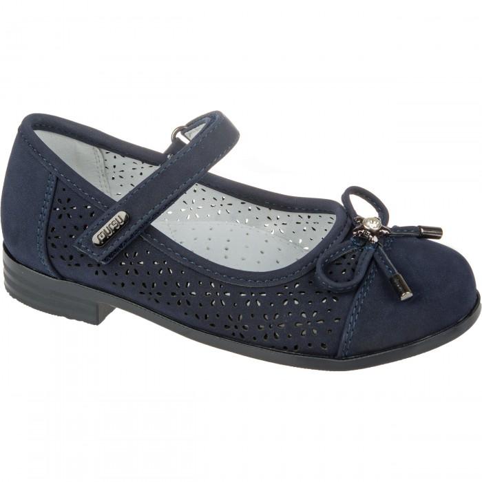 Туфли Mursu Туфли школьные для девочки 211740 туфли mursu туфли для девочки 215826