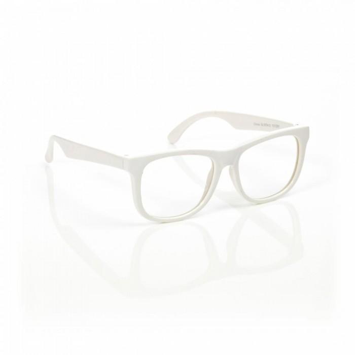 Солнцезащитные очки Mustachifier Baby OpticalsBaby OpticalsОчки Вaby Оpticals  Солнцезащитные очки американского бренда Mustachifier.   Обеспечивают 100% защиты от UVA и UVB лучей. Имеют небьющиеся поляризованные линзы и гибкие гнущиеся дужки из каучука, которые практически невозможно сломать.   Подходят даже для новорожденных - в комплекте есть крепящаяся к дужкам резинка для фиксации очков на голове малыша (если она не нужна, ее можно легко снять).<br>