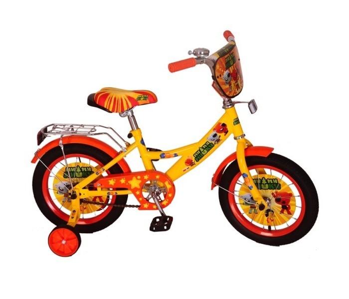 Велосипед двухколесный Mustang МиМиМишки 14