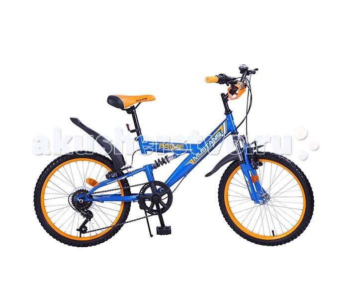 Велосипед двухколесный Mustang Prime 20