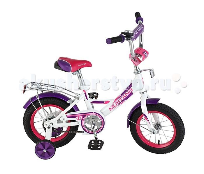 Велосипед двухколесный Mustang рама А 12