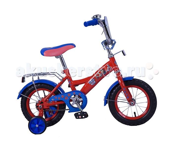 """Велосипед двухколесный Mustang Щенячий патруль 12"""""""