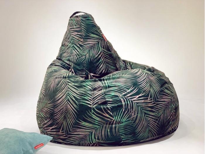 Мягкие кресла Myakish Кресло-мешок груша Тропикал XXXL