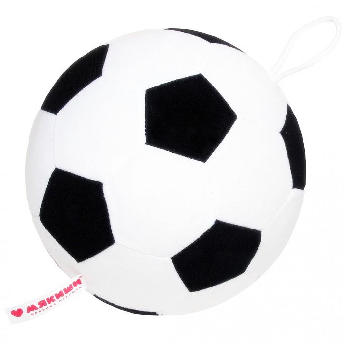 Купить Мячики и прыгуны, Мякиши Футбольный мяч 18 см