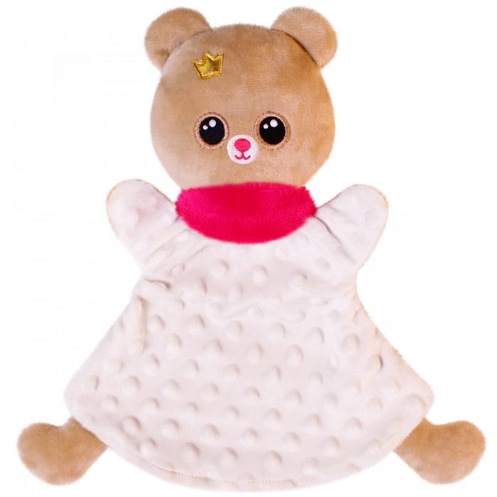 Ролевые игры Мякиши Игрушка Кукла на руку Мишка