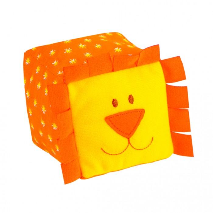 Развивающие игрушки Мякиши Кубик Зоо мякиши кубик лиса
