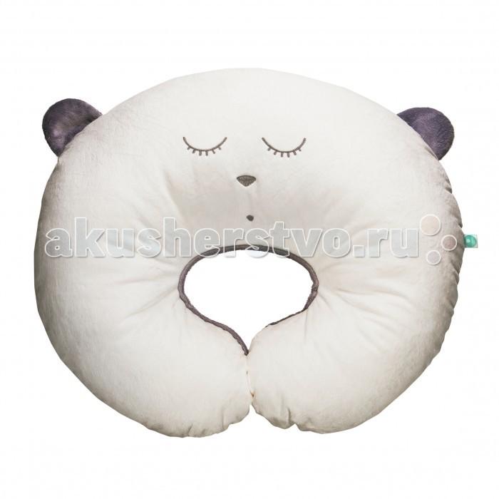 myHummy Подушка Шумящее Чудо Pillow SleepПодушка Шумящее Чудо Pillow SleepПодушка «myHummy» – удобная подушка, которая облегчает процесс кормления ребенка (как грудью, так и из бутылочки). Благодаря специально разработанной форме обеспечивается комфортная поддержка ребенка, где маме не приходится держать малыша на руках, что уменьшает нагрузку на ее позвоночник.  Подушка myHummy с уникальным генератором белого шума (New Generation) помогает не только засыпать, но и снимает нервное напряжение, стрессовые нагрузки.   Издает 5 видов белого шума: урчание в утробе и биение сердца матери, шум морских волн, шум падающего дождя, имитация звука включенного фена и имитация звука включенного пылесоса, которые положительно воздействуют на нервную систему малыша.  Преимущества игрушки: через 60 минут звук приглушается и выключается самостоятельно возможность регулировать громкость эффект памяти, механизм запоминает последний уровень громкости и тип шума встроен датчик сна, который автоматически включит игрушку, если малыш начнет просыпаться, вертеться или плакать Non-Stop Система обеспечивает работу игрушки до 12 часов включается нажатием одной кнопки игрушки сшиты из безопасных материалов, которые подходят для детей с первого дня жизни вынув датчик из кармашка, игрушку можно постирать кармашек с шумящим механизмом находится внутри myHummy и безопасно застегивается на замок  Шумящее устройство включается не вынимая из кармашка. Материал, из которого изготовлен myHummy, полностью сертифицирован и безопасен для ребенка от первого дня жизни  myHummy pillow/подушка имеет размер 60 x 50 см. Состав: 80% полиестр, 20% хлопок.<br>
