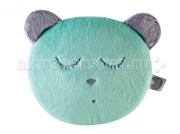 Подвесная игрушка myHummy Шумящее Чудо The Sleepy HeadШумящее Чудо The Sleepy HeadШумящее чудо «myHummy The Sleepy Head» – это разноцветный шумящий мишка с закрытыми глазами. Игрушка имеет специальную застежку, за которую можно повесить myHummy на кроватку, коляску или автомобильное детское кресло, а также использовать его как браслет, закрепив ремешок на запястье.  Мишка с уникальным генератором белого шума (New Generation) помогает не только засыпать, но и снимает нервное напряжение, стрессовые нагрузки.  Шумящее чудо является другом не только новорожденного малыша, но и деток постарше, которые с любопытством начинают познавать мир. Главная задача игрушки – успокоить малыша и помочь заснуть с помощью успокаивающих звуков.  Игрушка издает 5 видов белого шума: урчание в утробе и биение сердца матери, шум морских волн, шум падающего дождя, имитация звука включенного фена и имитация звука включенного пылесоса, которые положительно воздействуют на нервную систему малыша.  Преимущества игрушки: через 60 минут звук приглушается и выключается самостоятельно возможность регулировать громкость эффект памяти, механизм запоминает последний уровень громкости и тип шума встроен датчик сна, который автоматически включит игрушку, если малыш начнет просыпаться, вертеться или плакать Non-Stop Система обеспечивает работу игрушки до 12 часов включается нажатием одной кнопки игрушки сшиты из безопасных материалов, которые подходят для детей с первого дня жизни вынув датчик из кармашка, игрушку можно постирать кармашек с шумящим механизмом находится внутри myHummy и безопасно застегивается на замок  Шумящее устройство включается не вынимая из кармашка. Материал, из которого изготовлен myHummy, полностью сертифицирован и безопасен для ребенка от первого дня жизни  myHummy The Sleepy Head/браслет имеет размер: 16 x 15 см. Состав: 80% полиестр, 20% хлопок.<br>