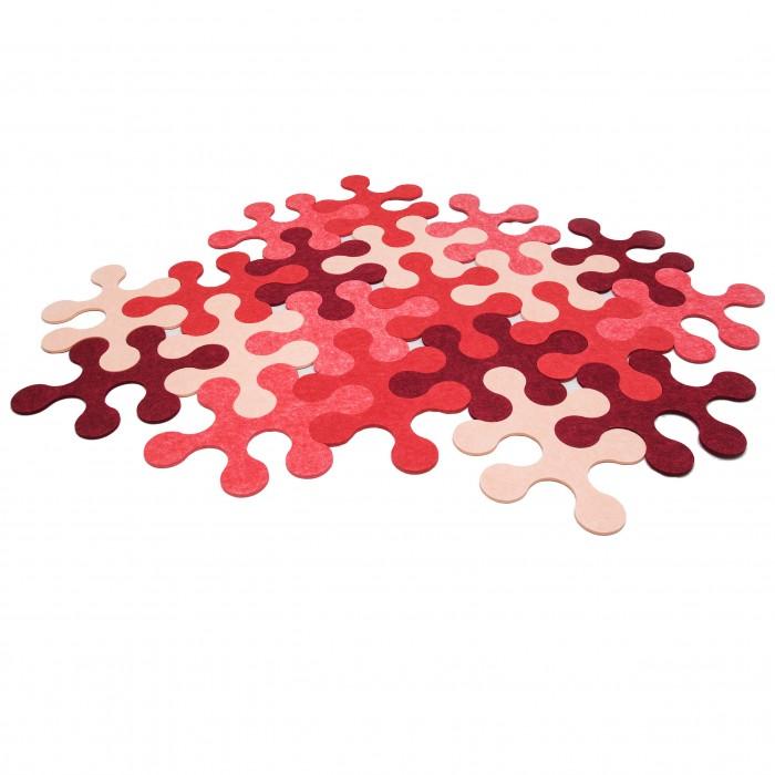 Игровые коврики Mymatto cмарт №1 Красная роза, Игровые коврики - артикул:522361