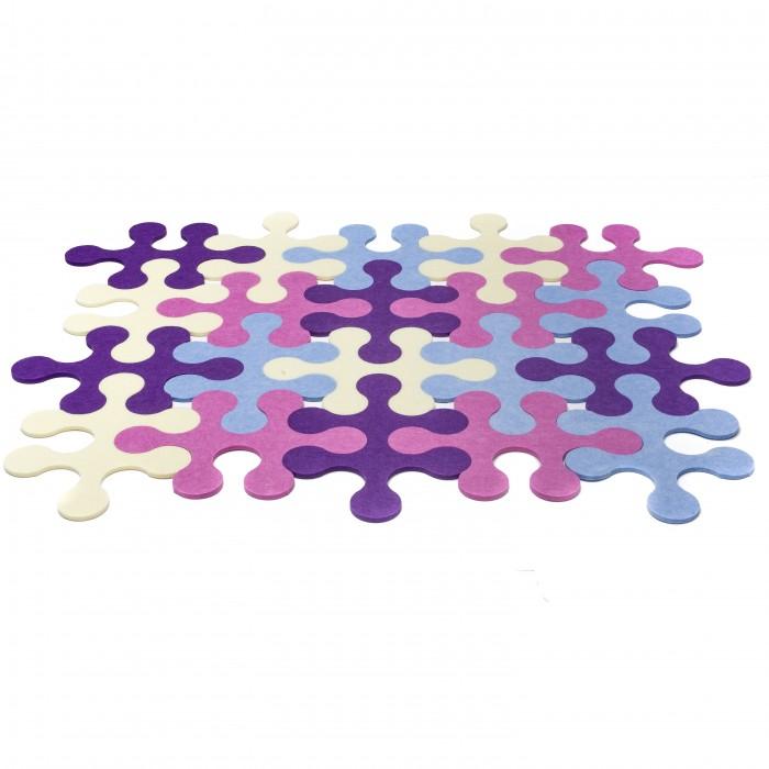 Игровой коврик Mymatto cмарт №2 ЗакатИгровые коврики<br>Mymatto Смарт-коврик №2 Закат Коврик пазл состоит из 20 элементов, 4 цвета по 5 штук.  Размер 1.2 кв метра, толщина 9 мм, размер отдельного элемента 30х40 см