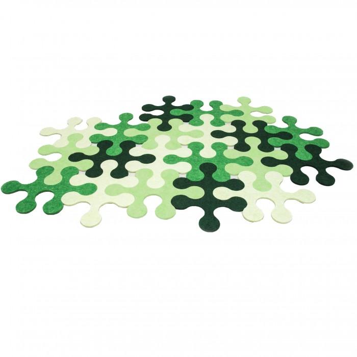 Игровой коврик Mymatto cмарт №4 Изумруд
