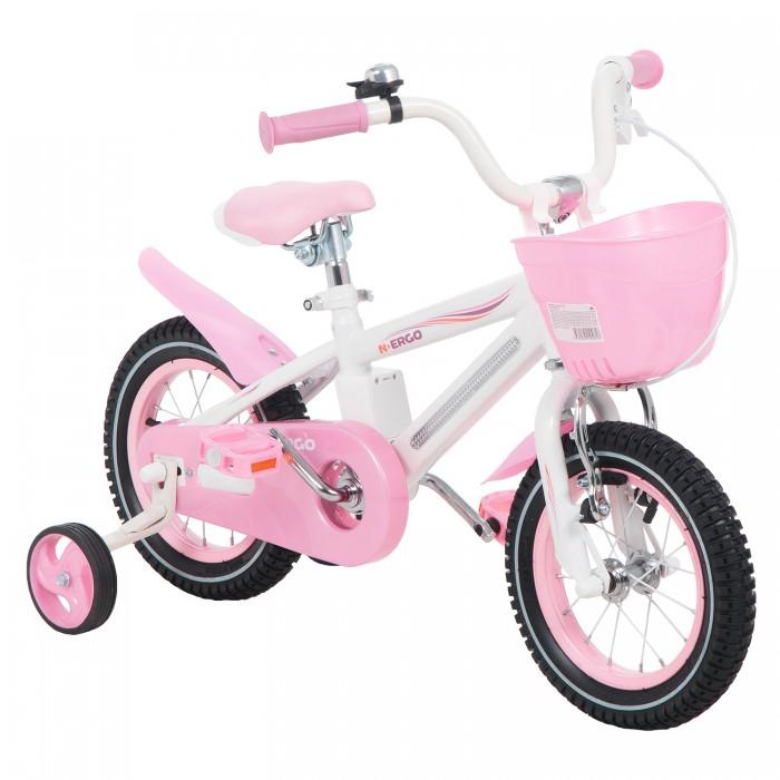двухколесные велосипеды Двухколесные велосипеды N.Ergo 12 E12L