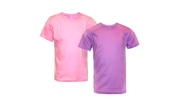 футболки и топы Футболки и топы N.O.A. Футболки для девочки 2 шт.