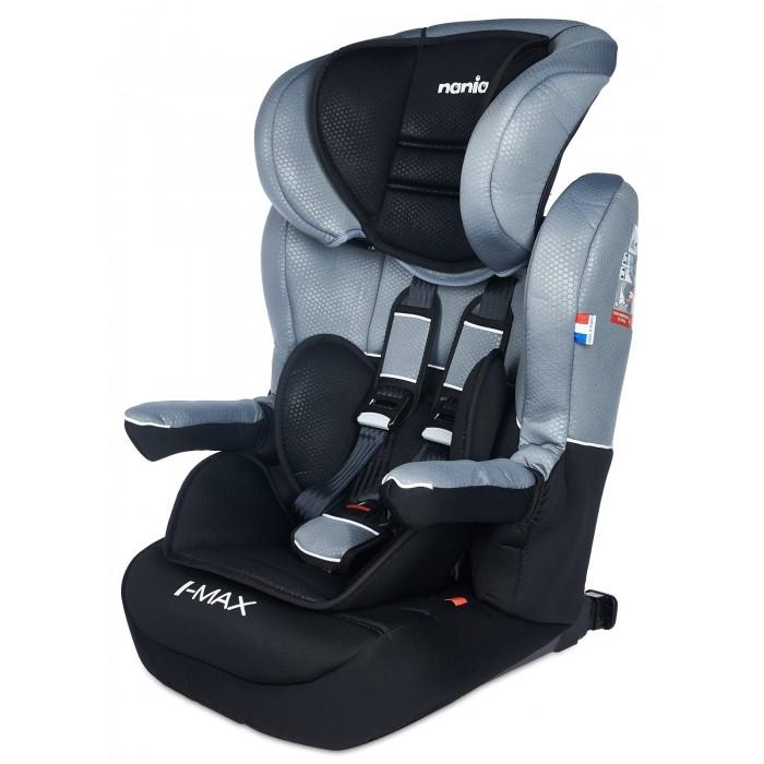 Купить Группа 1-2-3 (от 9 до 36 кг), Автокресло Nania Imax Sp Lx Isofix