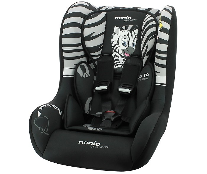 Автокресло Nania Trio SP Comfort Animals
