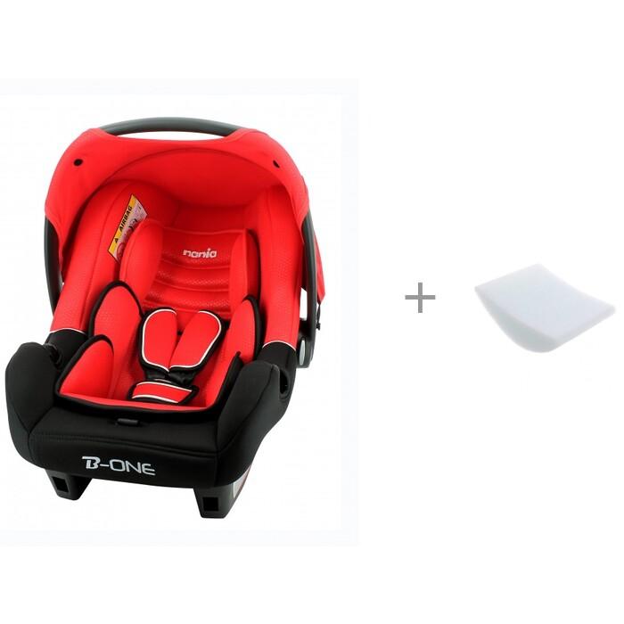 Картинка для Автокресло Nania Beone SP LX (Luxe) с вкладышем для горизонтального положения в автокресло Автомалыш
