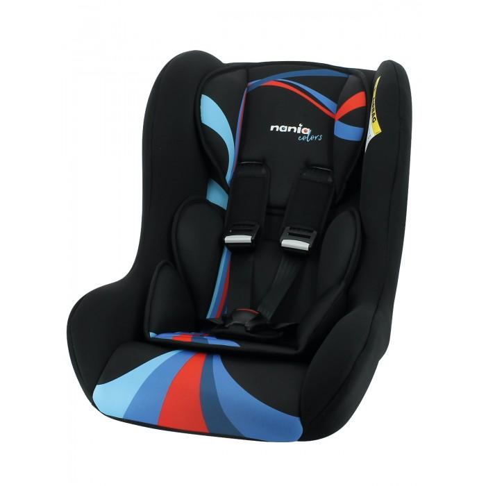 Группа 0-1-2 (от 0 до 25 кг) Nania Trio SP Comfort Colors автокресло группа 1 2 3 9 36 кг little car ally с перфорацией черный