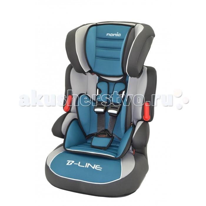 Автокресло Nania Beline SP LX (Luxe)Beline SP LX (Luxe)Детское автокресло Beline SP LUXE предназначено для детей весом от 9 до 36 кг. Состоит из двух частей: съемная спинка и сиденье. Спинка включает в себя регулируемый подголовник. Высота подголовника регулируемая -шесть позиций. Автокре6сло Nania Beline SP LXможет использоваться со спинкой или без спинки в зависимости от веса и возраста ребенка. Конструкция для оптимизации защиты от бокового удара. Ремни безопасности могут быть удалены при достижении 15 кг. Для ребенка весом от 9 до 18 кг необходимо использовать фиксирующий зажим ремня безопасности, который прикреплен шнурком к спинке автокресла.Особенности: Съемная спинка  Анатомическая подушка  Регулируемый подголовник: 6 положений  Максимально допустимый вес ребенка: 36 кг  Съёмный чехол можно стирать  Способ крепления в автомобиле: ремнями авто  Ремни безопасности:пятиточечные  Ремни безопасности и пластиковые части можно чистить мягким моющим средством  Материал корпуса: ударопрочный пластик  Мягкий подголовник  Автокресло соответствует Европейскому Стандарту ЕСЕ R44/03.<br>