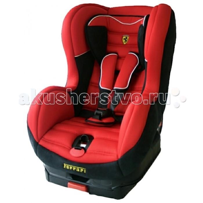 Автокресло Nania Cosmo SP Ferrari IsofixCosmo SP Ferrari IsofixFerrari Cosmo SP Isofix – автокресло французского концерна Team Tex, известного бюджетными автокреслами Nania.   Особенности автокресла: - Сидение с регулируемым наклоном, - Крепления Isofix и якорный ремень, - Простая установка, - Наклон спинки регулируется в четырех положениях.  - На сидении есть дополнительные мягкие накладки с объемными подушечками по бокам. - Ремни безопасности пятиточечные с мягкими накладками. - При открытии замка ремней, автокресло издает звуковой сигнал. Так что если ребенок сам расстегнется - родители услышат. - Подголовник объемный, защитит голову при боковом ударе.   Габариты: - Высота спинки – 54 см, глубина – 30 см. - ширина сиденья в плечах – 24 см,<br>