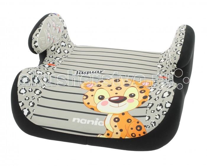 Детские автокресла , Группа 3 (от 22 до 36 кг  бустер) Nania Topo Comfort Animals арт: 64722 -  Группа 3 (от 22 до 36 кг - бустер)