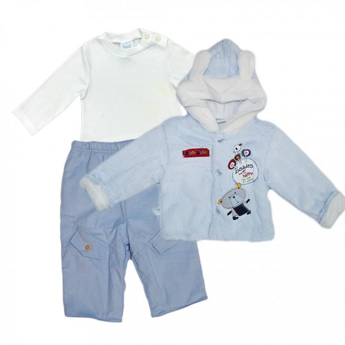 Nannette Комплект для мальчика 3 предмета 111-0055