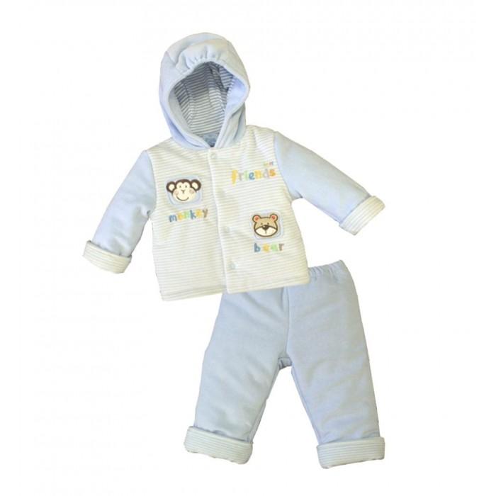 Nannette Комплект утепленный (куртка, штаны) 14-2870