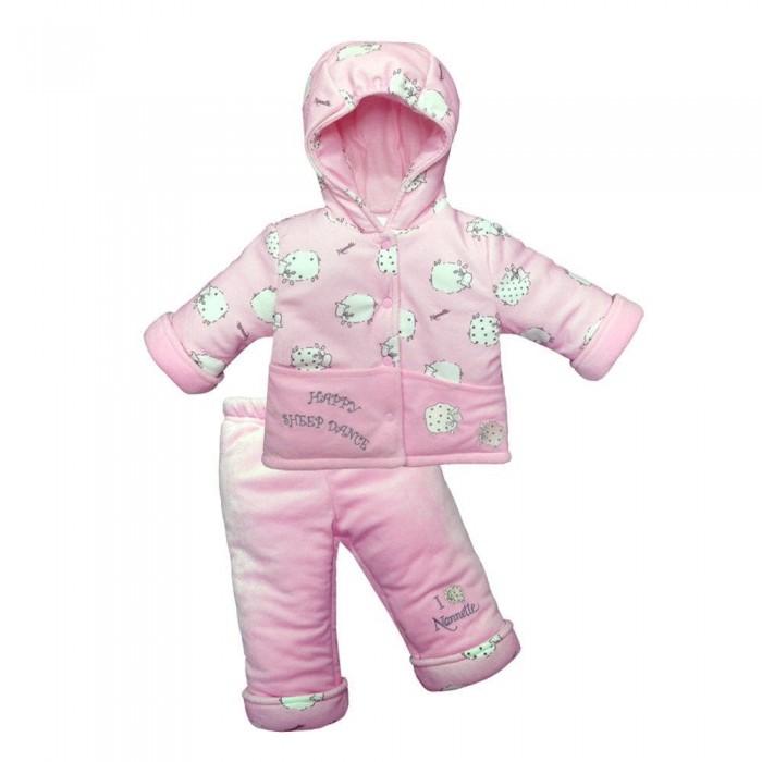 Nannette Комплект утепленный (куртка, штаны) 14-2891