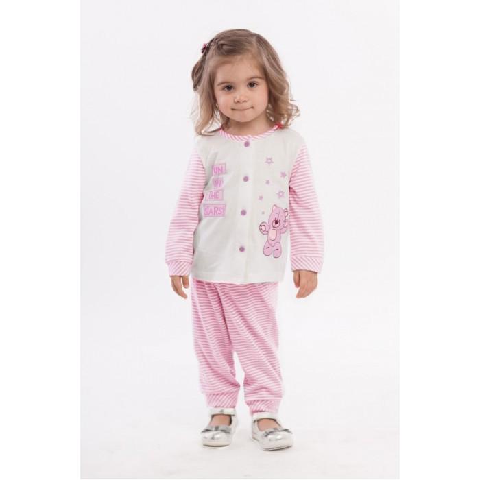 Детская одежда , Пижамы и ночные сорочки Nannette Пижама для девочки 26-1781 арт: 416164 -  Пижамы и ночные сорочки