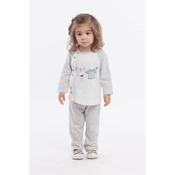 Детская одежда , Пижамы и ночные сорочки Nannette Пижама для малышей 26-1777 арт: 416239 -  Пижамы и ночные сорочки